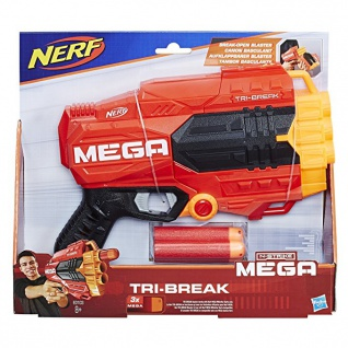 Hasbro Nerf Mega Tri-Break
