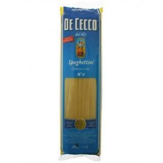 De Cecco Spaghettini No 11 - 500g