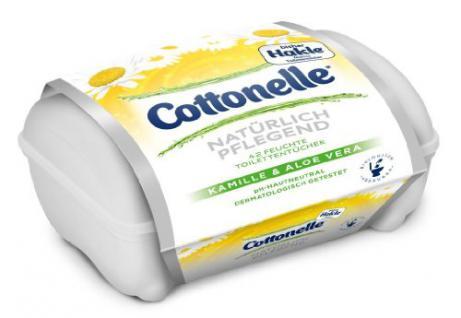 Cottonelle Feucht Aloe Vera & Kamille, 42 Stück