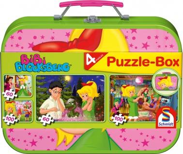 Puzzlebox Bibi Blocksberg