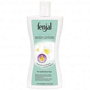 Fenjal Sensitive Bodylotion Milde Pflege für empfindliche Haut, 400 ml