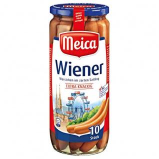 Meica Wiener Würstchen 500g