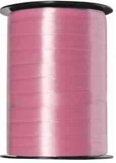 Kraeuselband glatt rosa 250 m
