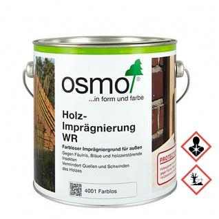 Osmo Holzimprägnierung farblos Holzschutz Grundierung 2500ml