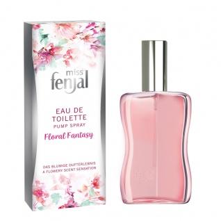 Miss Fenjal Eau de Toilette Floral Fantasy Pump Spray blumig 50ml