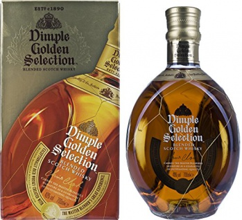 Dimple Golden Selection Scotch Whisky mit Geschenkverpackung 700ml