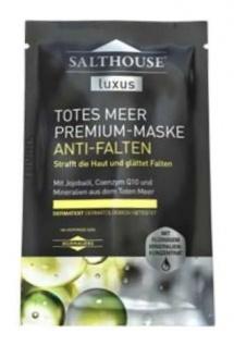 Murnauer Salthouse Luxus Totes Meer Premium-Maske Anti-Falten 2x5ml