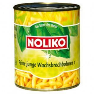 Noliko wachsbrechbohnen 3/1, 1er Pack, 2650g