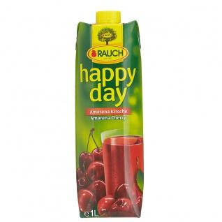 Rauch Happy Day Amarena Kirsche fruchtiger Fruchtsaft Nektar 1000ml