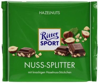 Ritter Sport Nuss-Splitter 250g