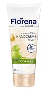 Florena Intensive Pflege Handcreme Olivenöl (1 x 100 ml) - Vorschau