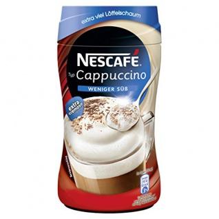 Nescafè - Cappuccino weniger süß - 250g