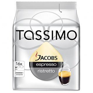 Tassimo Jacobs Espresso Ristretto - Kapseln