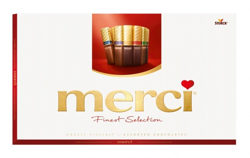 Merci Finest Selection 400g 8er Pack