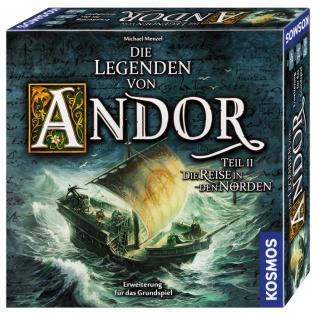 Leg.v.Andor II - Reise