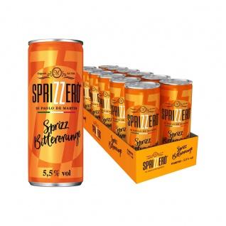 Rotkäppchen Sprizzero Cocktail Spritz Bitterorange 250ml 12er Pack