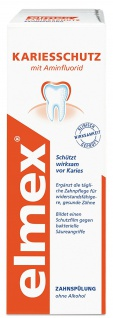 Elmex Kariesschutz Zahnspülung 400ml