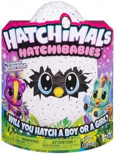 Spin Master Hatchimals HatchiBabies Ponette Elektronisches Haustier