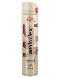 Wella Wellaflex Haarspray Farbbrillanz starker Halt 250 ml