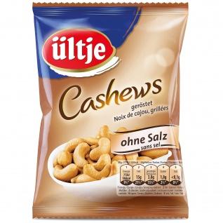 Ültje Cashewkerne ölgeröstet ohne Salz 150g
