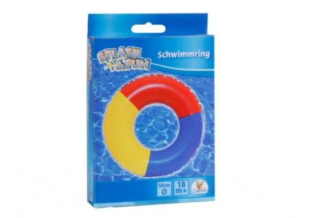 Schwimmring Splash und Fun Schwimmring Beach Fun Durchmesser 42 cm