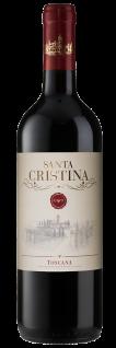Santa Christina Rosso IGT Antinori rot intensiv trocken 750ml
