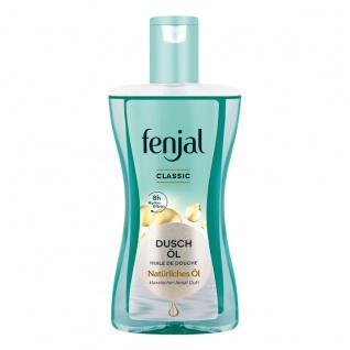 Fenjal Dusch Öl Classic Natürliches Öl und klassischer Duft 225ml