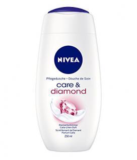 Nivea Diamond Creme-Öl-Dusche, 4er Pack (4 x 250 ml)