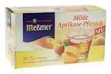 Meßmer Milde Aprikose-Pfirsich - 10 Packungen