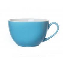 Doppio hellblau Kaffee-Obertasse