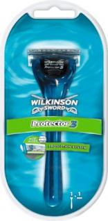 Wilkinson Protector 3 Rasierer und 1 Klinge die perfekte Kombination