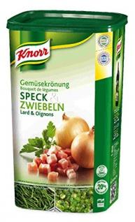 Knorr Gemüsekröung Speck und Zwiebeln 1 kg