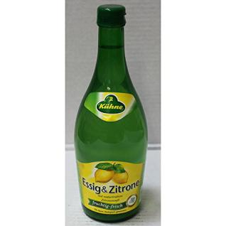 Kühne Essig & Zitrone Essig 750ml