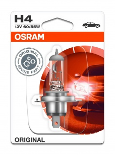 Osram 64193 H4 KFZ Gluehlampe
