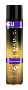 Pantene Pro-V Volume Creation leichtes Haarspray - extra starker Halt Niveau 4, 2er Pack (2 x 0.25 l)