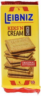 Bahlsen Leibniz Keks'n Cream