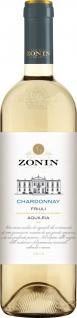 Zonin Classici Chardonnay Friuli Aquileia DOC trocken 750ml 6er Pack