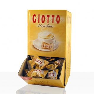 Ferrero Giotto Gefüllte Haselnussgebäck mit feiner Milchhaselnusscreme, 120 Stück, 516 g