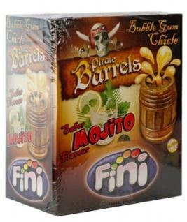 Bubble Gum Mojito Kaugummi ohne Alkohol glutenfrei 200 Stück Display