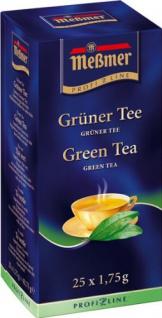 Meßmer ProfiLine Grüner Tee Herb Frischer Geschmack 3er Pack