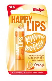 Blistex Happy Lips Orange 3, 7 Gramm