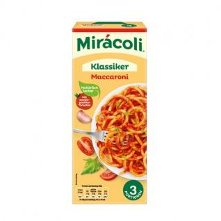 Miracoli Maccaroni Tomatensauce natürlich und leckere Nudeln 360g
