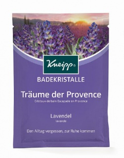 Kneipp Badekristalle Träume der Provence, 60 g