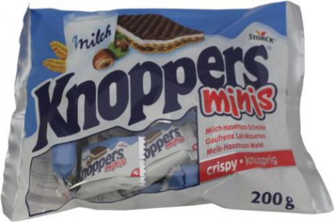 Knoppers Knoppers Minis 200g