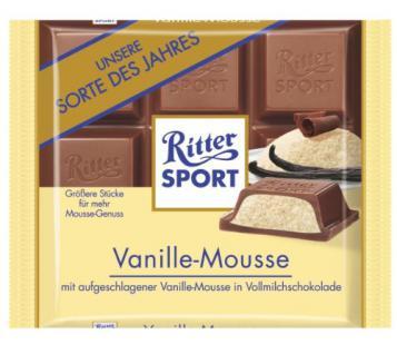 Ritter Sport Vanille Mousse