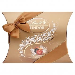 Lindt & Sprüngli Lindor Kissenpackung Mischung, 1er Pack (1 x 323 g)