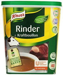 Knorr Rinder Kraftbouillon 1 kg