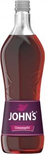 John´s Grenadine 0, 7l Flasche EW Glas