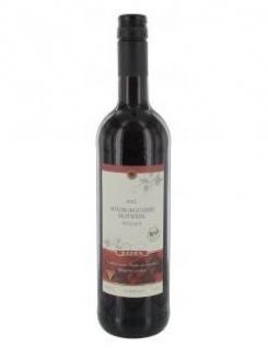 Spätburgunder Rotwein trocken Qualitätswein feinfruchtiges Aroma 750ml