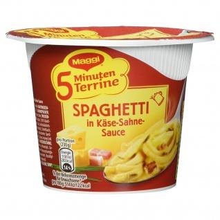 Maggi 5MT Spaghetti in Kaese-Sahne-